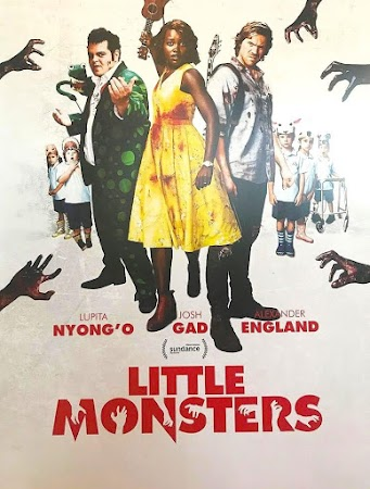 Poster Of Little Monsters Full Movie in Hindi HD Free download Watch Online 720P HD