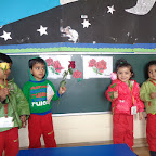 Introduction of Rose Flower (Playgroup) 26.02.2016