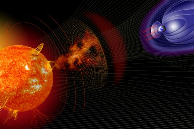 સૂર્ય વાવાઝોડું આજે પૃથ્વી તરફ પ્રયાણ કરે તેવી શક્યતા, GPS અને મોબાઇલ સિગ્નલને અસર કરી શકે છે