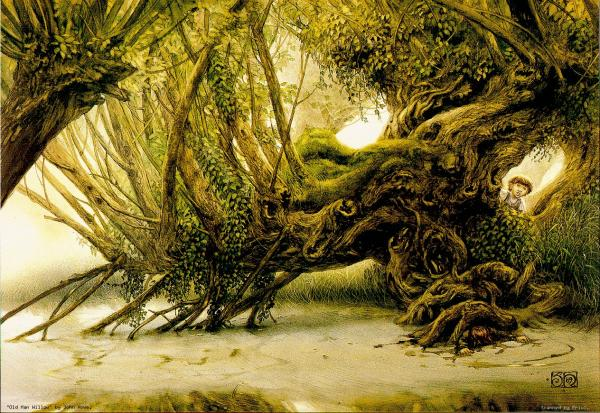 Old Willow, Fantasy Scenes 1