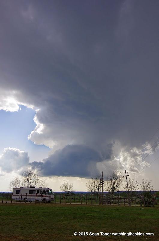 04-13-14 N TX Storm Chase - IMGP1302.JPG