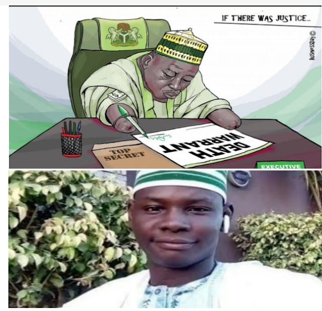 Ganduje And  The Death Warrant
