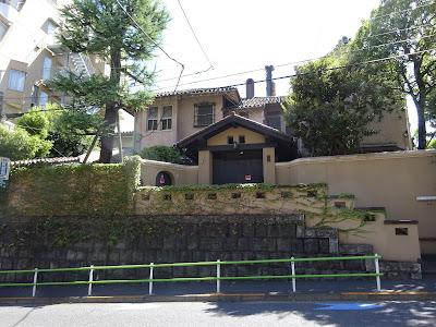 柴田錬三郎邸宅
