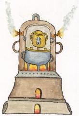 Thomas Charnock Furnace From A Manuscript 16th Century, Alchemical And Hermetic Emblems 2