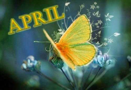 April Magickal History