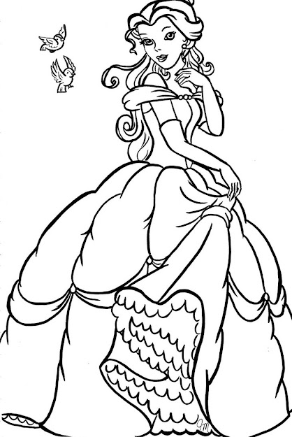 Bell Coloring Pages Bell Coloring Pages Best Coloring Pages Adresebitkisel Coloring  Pages Of Animals