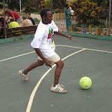 Fotboll mellan Danska, Norska och Svenska ambassaderna och Skandinaviska skolan 2010