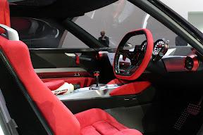 Nissan IDx Nismo cockpit