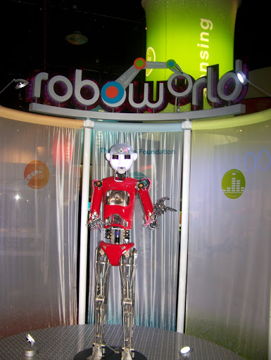 roboworld! A Guide to Exploring the Carnegie Science Center