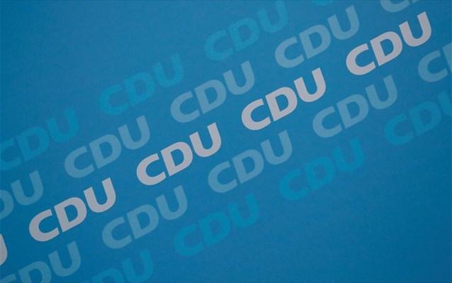 Γερμανία: «Πράσινα» πυρά σε CDU/CSU για το προεκλογικό πρόγραμμα