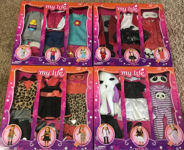 Baby Doll Clothes At Walmart Awesome PennilessCaucasianRubbish American Doll Adventures My Life As Doll