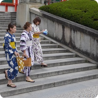 Women in Yukata