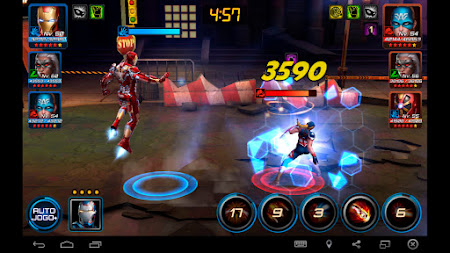 Arena - Batalha Temporal