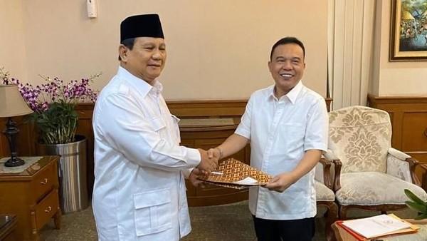 Prabowo Tunjuk Sufmi Dasco Ahmad Jadi Rektor UKRI