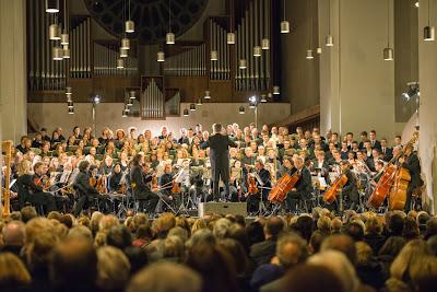 Brahms Requiem 14.3.15