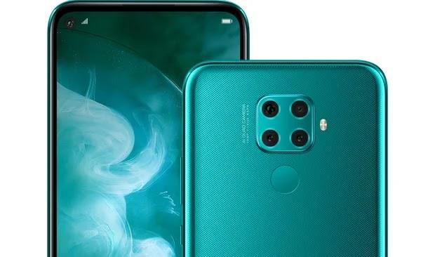 Huawei Nova 5z Fitur