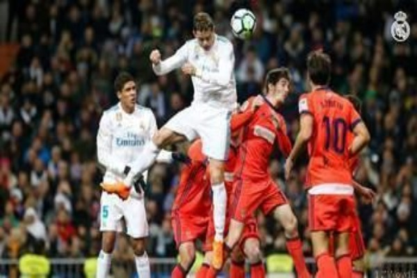 Real Madrid 5 Real Sociedad 2, Premier league match highlight