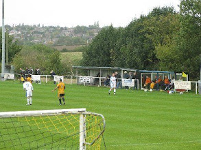 Photo: 03/10/09 v Newcastle Town (FAV1) 1-2 - contributed by Leon Gladwell