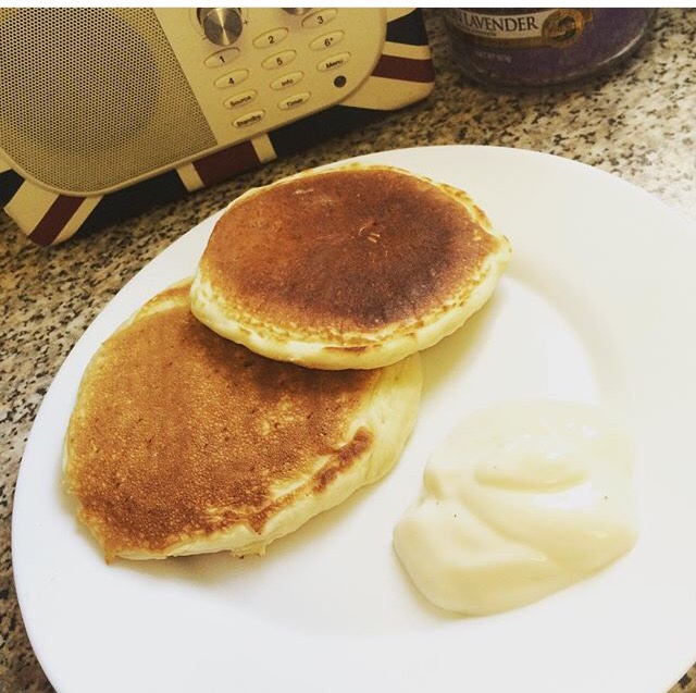 Syn Free Slimming World pancakes