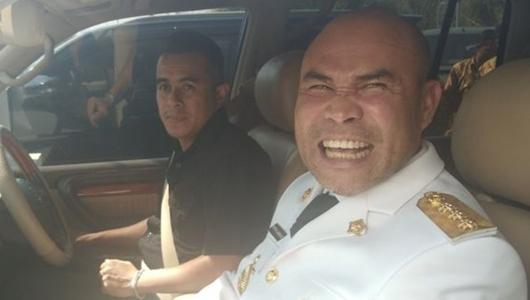 Jokowi Disebut Ingin Victor Laiskodat Jadi Menteri LHK