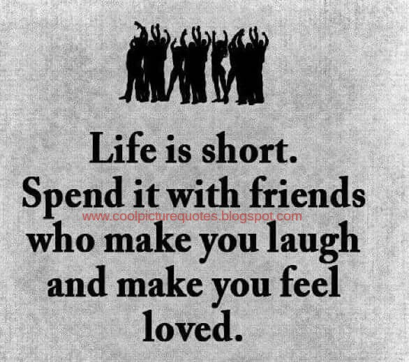 Life Is Short Cool Picture Quotes