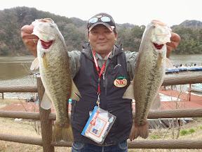 優勝 鈴木明広選手