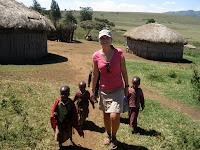 Northern Circuit Safari - Maasai Village Visit