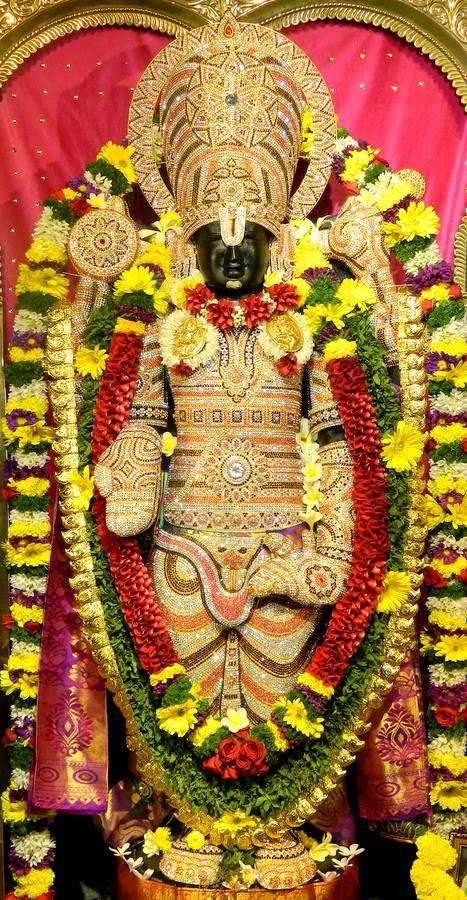 ISKCON Pune NVCC Deity Darshan 01 Jan 2017 (9)