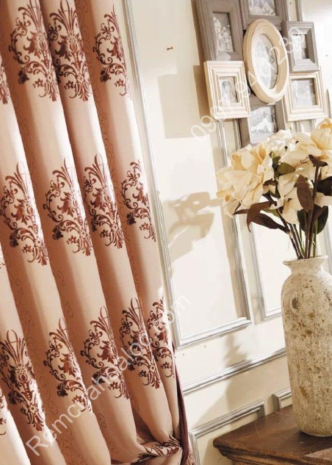 Rèm cửa sổ đẹp hà nội cao cấp hoa châu âu  12