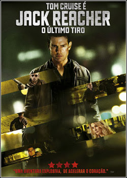 Jack Reacher: O Último Tiro (Dublado) BDRip RMVB