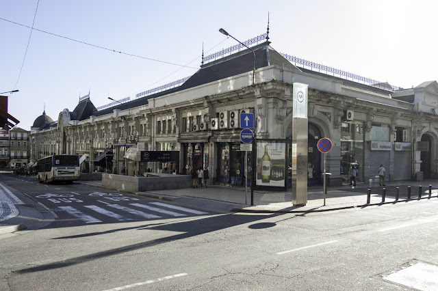 Mercado do Bolhao. Oporto