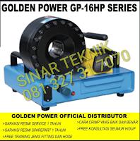 GOLDEN POWER GP 16 HP