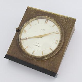 Cartier Vintage Desk Clock