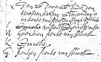 Ham, Cornelis van der Doop 26-12-1664 Ameide.jpg