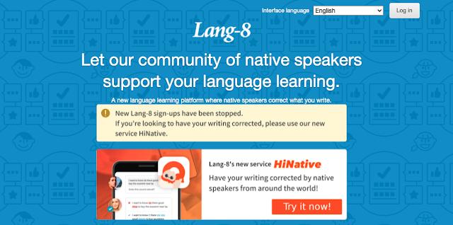 Escreva em seu novo idioma e peça a um falante nativo para corrigir seus erros