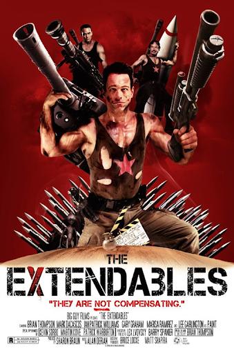 The Extendables - Hậu trường siêu bựa