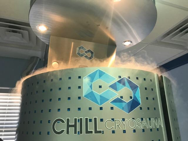 Chill Cryosauna Orlando