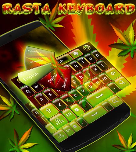 Download Rasta Theme Keyboard APK latest version App by GO T