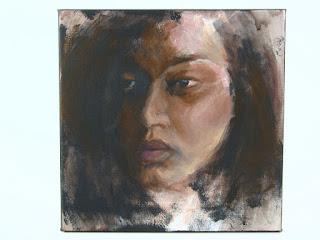 Tamanna Malik, Signed Painting