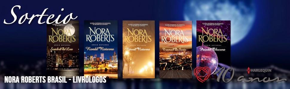 Nora Roberts - 10 anos Harlequin