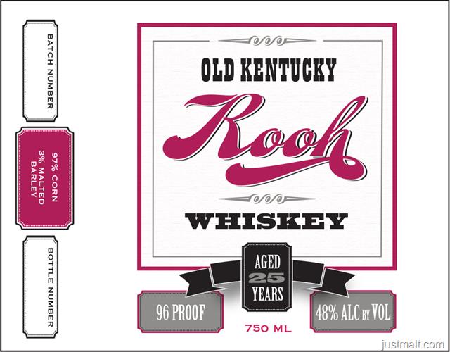 Old Kentucky Rooh Whiskey