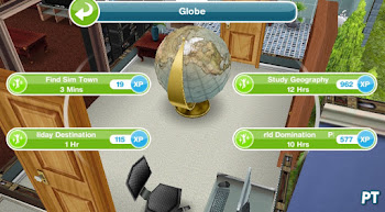 A Quest for Toddlers - Globe