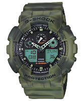 Casio G Shock : GA-100MM