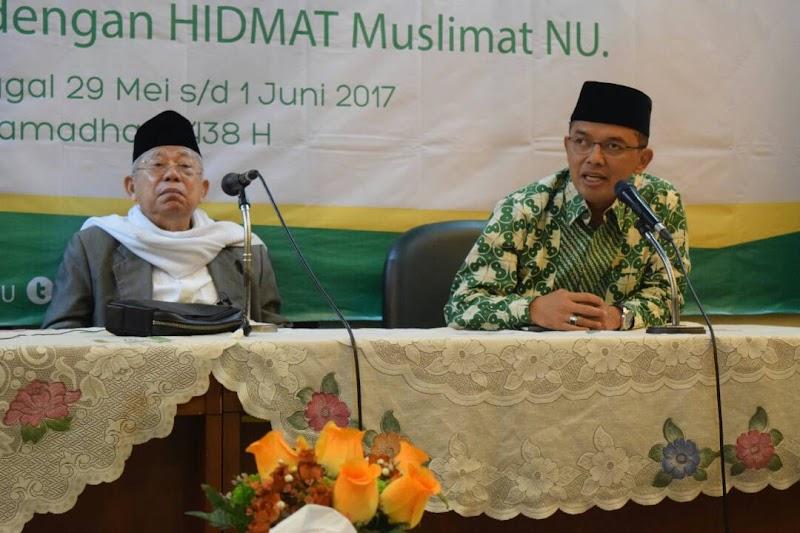 Tangkal Paham Terorisme, Lembaga Dakwah dan HIDMAT Muslimat NU Latih Da'i-Da'iyah