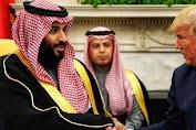 Donald Trump Beri Ultimatum Kepada Arab Saudi Untuk Akhiri Perang Harga Minyak