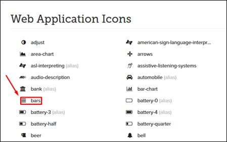 Como utilizar a biblioteca Font Awsome - Visual Dicas