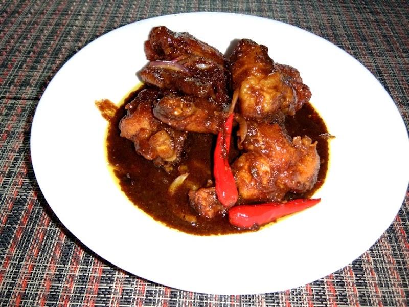 Resepi Ayam Kicap Paling Simple Dengan Rempah Mak Siti