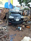 One Injured As Vehicle Ram Into Another In Ogun
