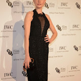 WWW.ENTSIMAGES.COM -   Clara Paget    arriving at       IWC Schaffhausen and BFI London Film Festival - private dinner at Battersea Evolution, London October 7th 2014Swiss watch brand and British Film Institute host party to celebrate their three year partnership.                                                Photo Mobis Photos/OIC 0203 174 1069
