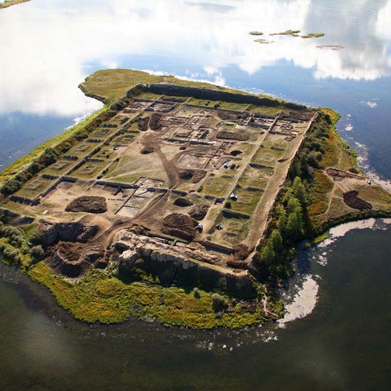 The Por-Bazhyn Fortress